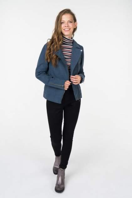 Куртка женская ONLY 15156493 синий 38 EU