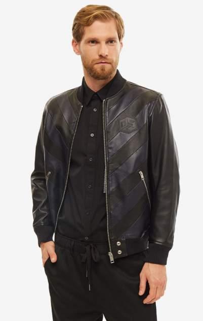 Мужская кожаная куртка DIESEL 00SUDE 0JAUW 900B, черный
