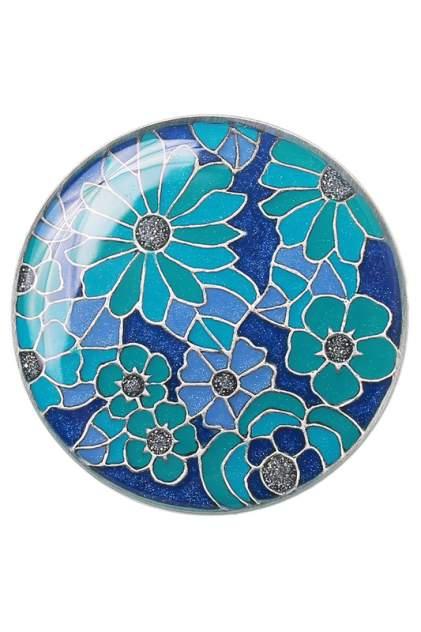 Брошь женская Clara Bijoux F75392-2 синяя