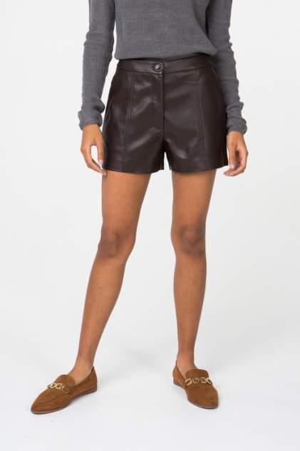 Шорты женские befree 1931501777 коричневые S