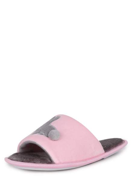 Домашние тапочки женские T.Taccardi 01107200 розовые 36 RU