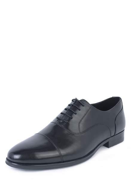Туфли мужские Pierre Cardin 03407140, черный