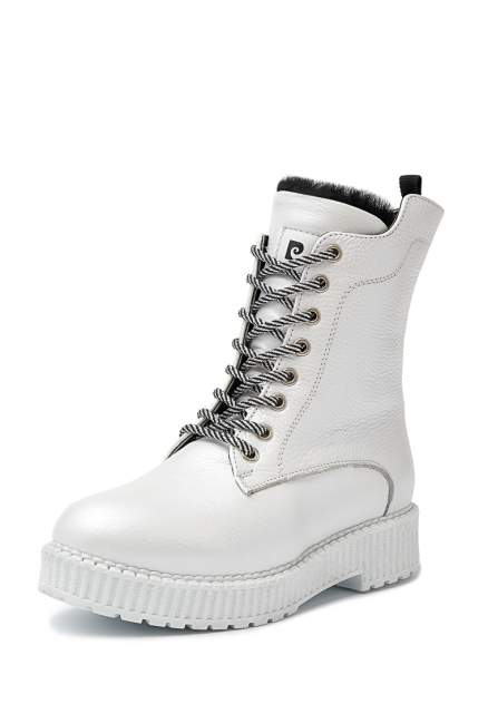 Ботинки женские Pierre Cardin W8227004 белые 38 RU