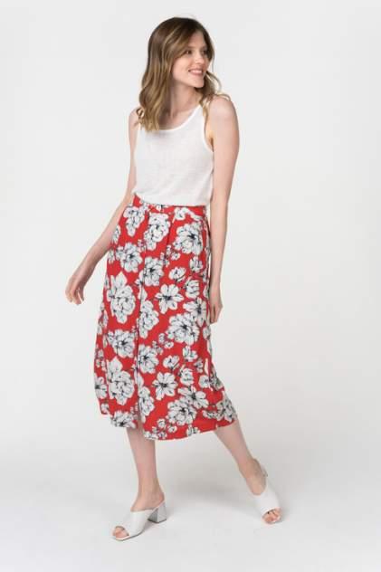 Женская юбка b.young 20805891, красный