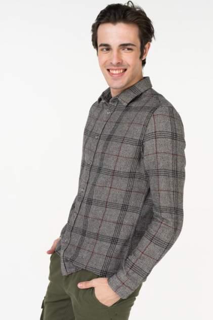 Рубашка мужская ONLY & SONS 22011690 серая S
