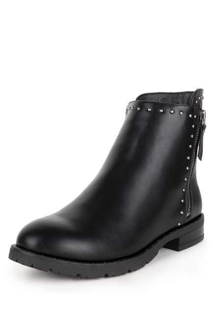Ботинки женские T.Taccardi 710018468 черные 39 RU