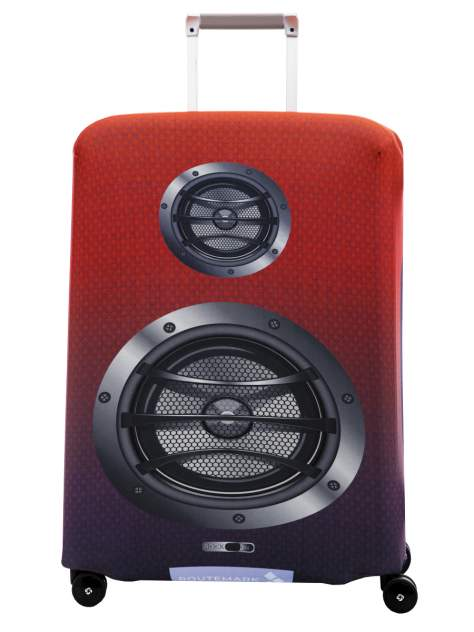 Чехол для чемодана Routemark Boombox SP180 коричневый M/L