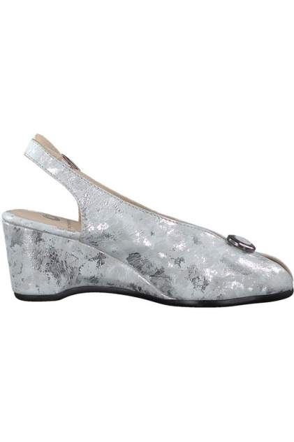 Туфли женские Be natural 8-8-29640-20-212/290 серые 38 RU