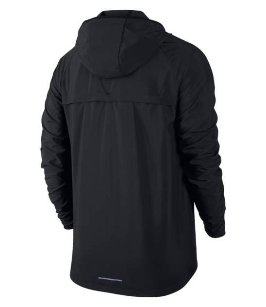 Куртка Nike Essential Running Jacket, black, S
