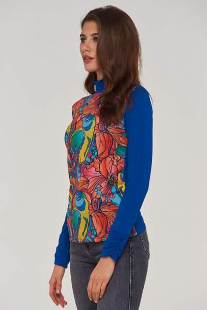 Водолазка женская VAY 3090 синяя 54 RU