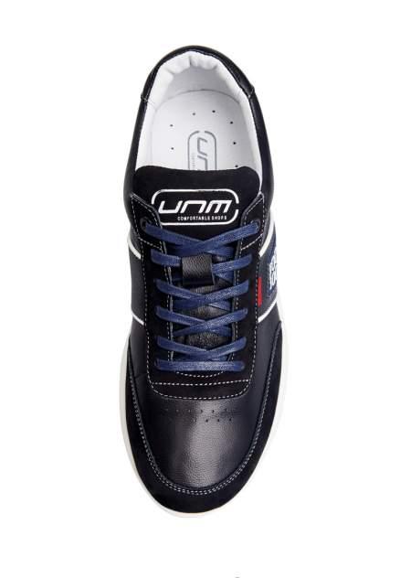 Кроссовки мужские unm 029063Z0 синие 42 RU