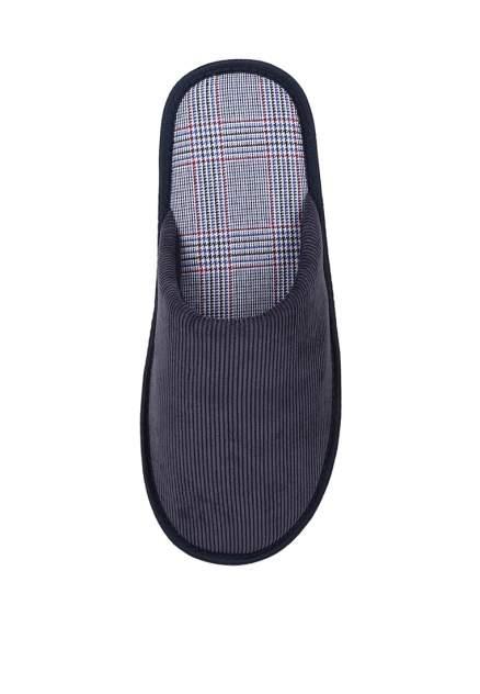 Домашние тапочки мужские T.Taccardi 03007000 синие 41 RU