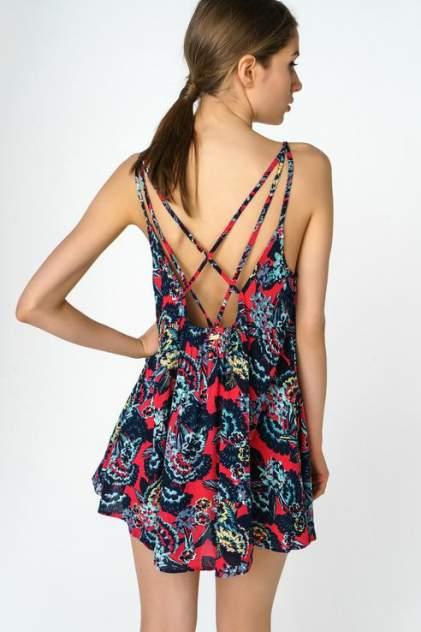 Женское платье Roxy ERJX603106, красный