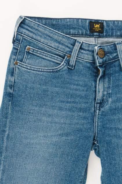 Джинсы женские Lee L526DIAL голубые 31/31 USA