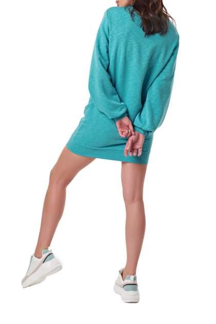 Платье женское Fly 895-10 голубое 40 RU