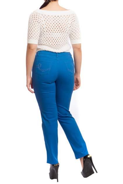 Брюки женские LAFEI-NIER AH73377R синие 39