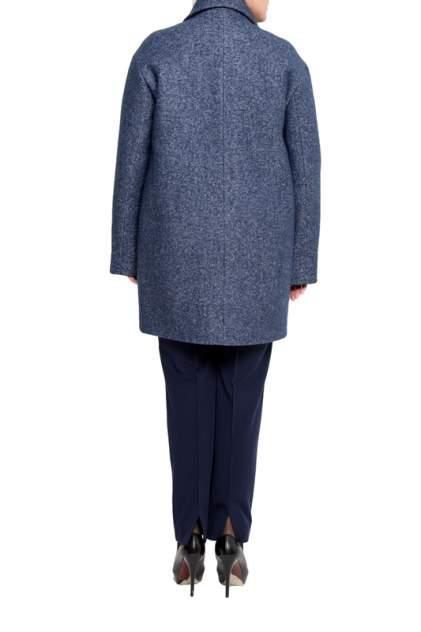 Пальто женское KR 796 синее 50 RU