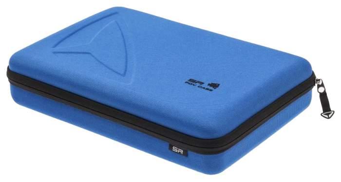 Чехол для фото и видеотехники SP POV Case GoPro-Edition 3,0 blue 52041