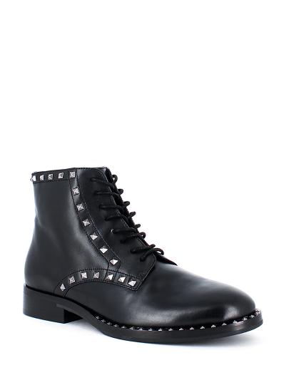 Ботинки женские Ash 69104, черный