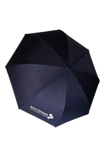 Зонт-трость унисекс полуавтоматический Routemark 4650117182135 синий