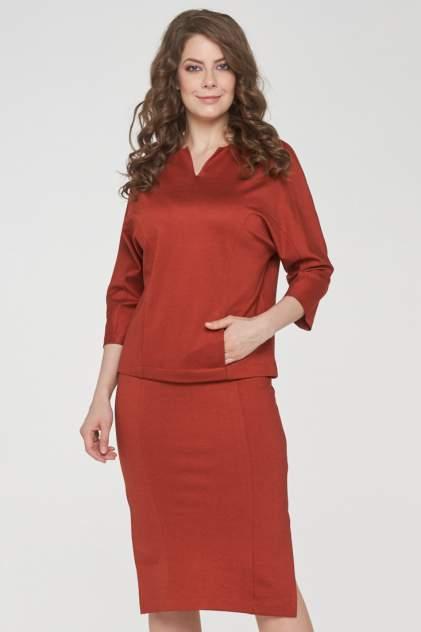 Женский костюм VAY 182-3445, коричневый