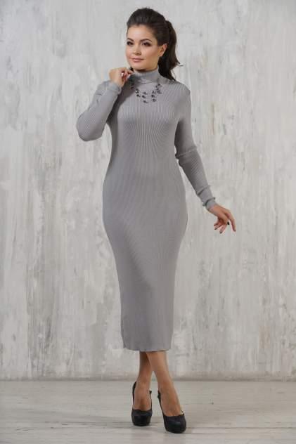 Женское платье VAY 2237, серый