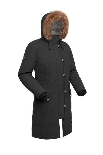 Пуховое пальто  HATANGA LADY 1464-9009-048 ЧЕРНЫЙ 48
