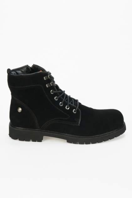 Мужские ботинки Keddo 898139/09-02, черный