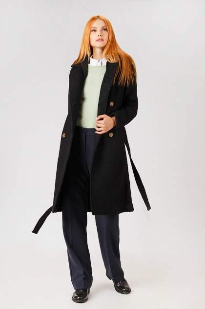 Пальто женское Finn Flare A18-11076 черное 2XL