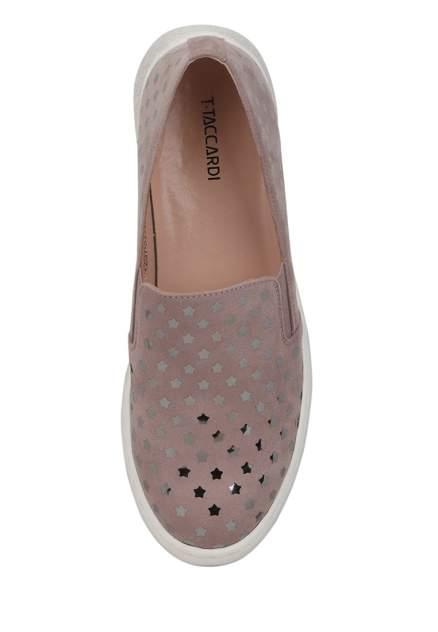 Кеды женские T.Taccardi 710019007 розовые 36 RU