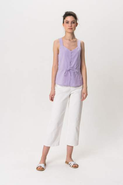 Блуза женская Y.A.S 26014212 розовая L