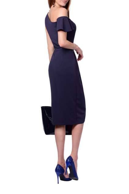 Платье женское FRANCESCA LUCINI F0713-8 синее 42 RU