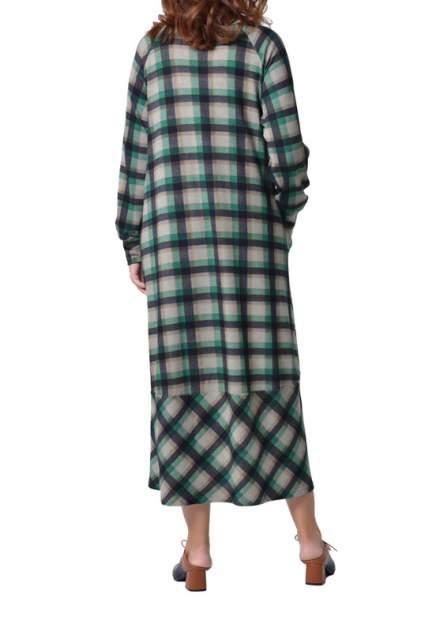 Платье женское KATA BINSKA LAKI 190838 зеленое 48-50 EU