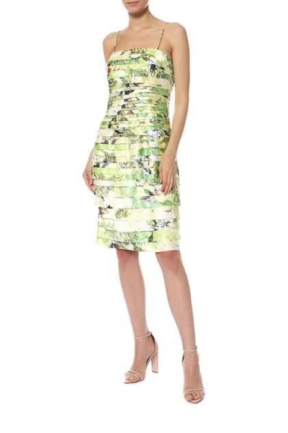 Платье женское JS Collections 5855894 зеленое 2 US