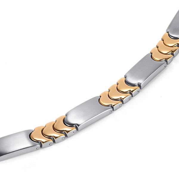 Магнитный браслет Luxor Shop Индиго