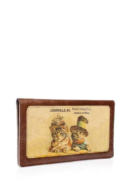 Тревел конверт с принтом Eshemoda 110025204373 Ретро коты