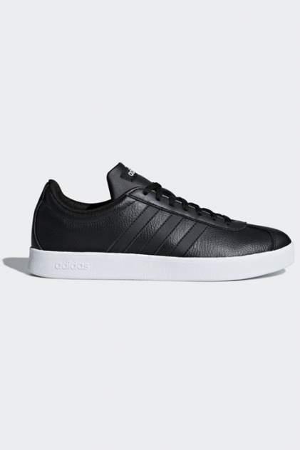 Кеды женские Adidas VL Court 2.0 черные 37 RU