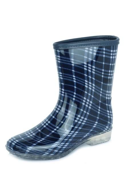 Резиновые сапоги женские T.Taccardi 02207000 синие 41 RU