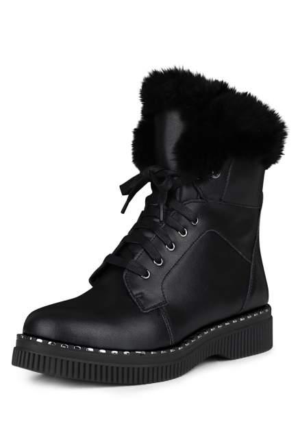 Ботинки женские Alessio Nesca 25707150, черный
