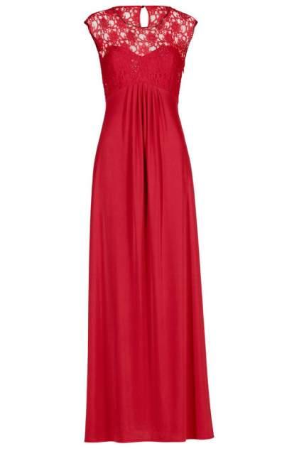 Платье женское Apart 69105 красное 36 DE