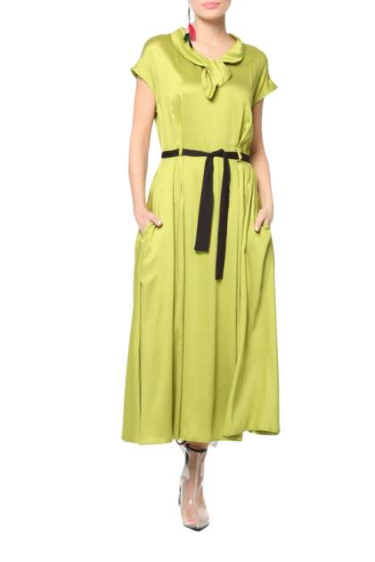 Платье женское KATA BINSKA KARLA 190406 зеленое 48 EU