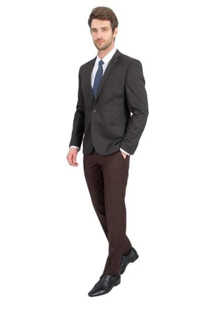 Мужской костюм BAZIONI 3321 S VILLAROY LUX, коричневый