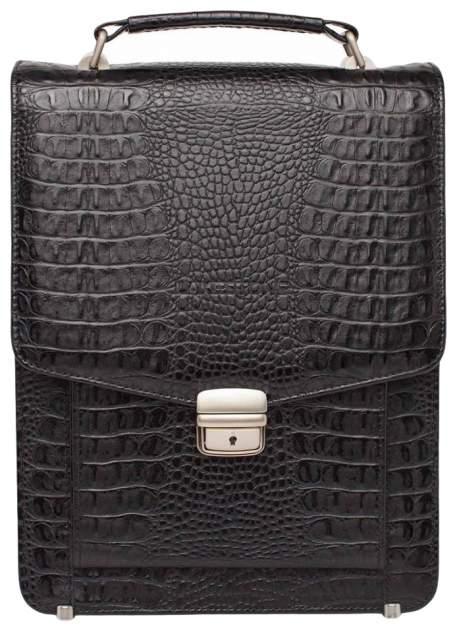 Портфель мужской кожаный Lakestone Dormer 943002/BLC черный