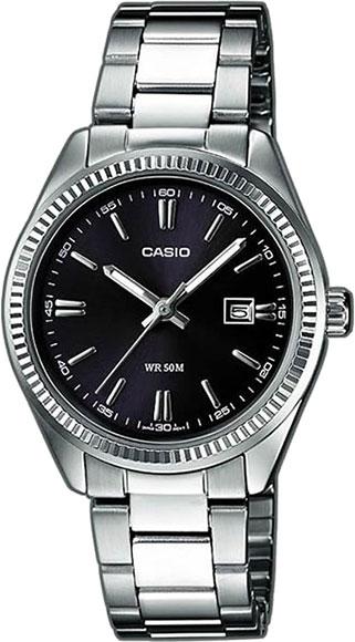 Наручные часы кварцевые женские Casio Collection LTP-1302PD-1A1