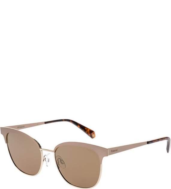 Солнцезащитные очки женские Polaroid PLD 4055/S AOZ, золотистый