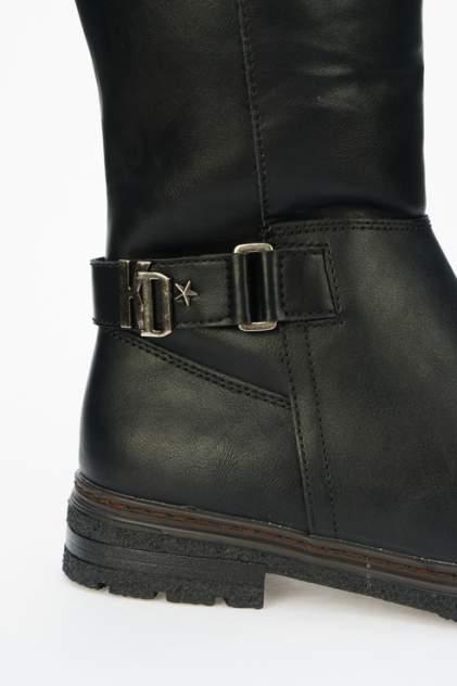 Сапоги женские Keddo 898180/05 черные 40 RU