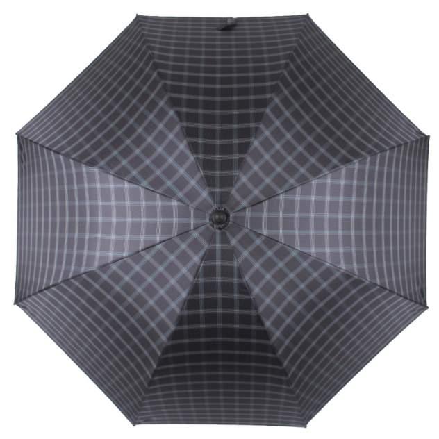 Зонт-трость мужской полуавтоматический Flioraj 232303 FJ синий