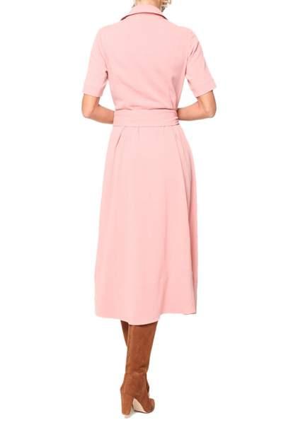 Платье женское KATA BINSKA KARLA 181241 розовое 48 EU