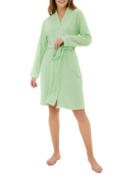 Халат домашний женский Luisa Moretti 6077 зеленый M