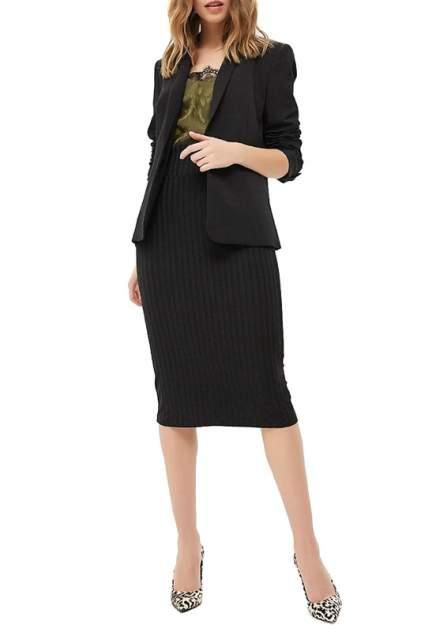 Юбка женская Alina Assi 19-508-001 черная XL